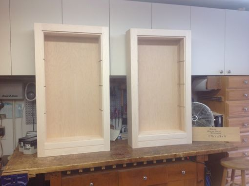 Custom Made Custom Medicine Cabinet (Unfinished)