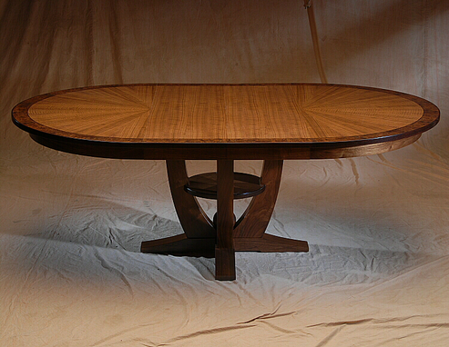 Custom Made Lance Dining Table