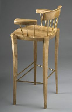 Custom Made Tall Chair
