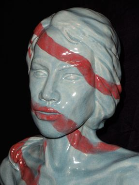 Custom Made Female Bust