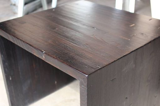 Custom Made Awesome Oak Shogun End Tables!