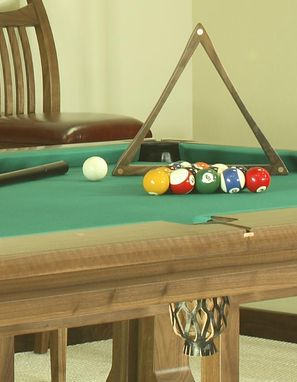 Custom Made The Ultimate Pool Table
