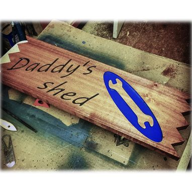 Custom Made 3d Signs