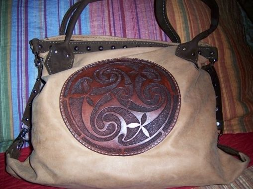 Custom Made Big Purse