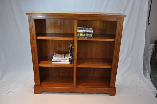Custom Made Cherry Book Case