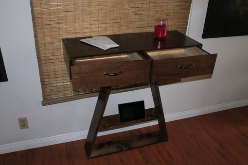Custom Made Entry Table