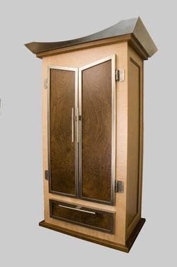 "Custom Made Kinko ""Vault"" Cabinet (Large)"