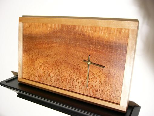 Custom Made Wooden Clocks