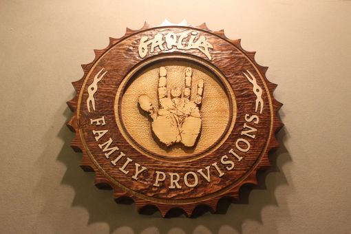 Custom Made Custom Carved Wood Signs | Business Signs | Home Signs | Lazy River Studio