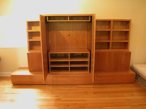 Custom Made Smit Wall Unit
