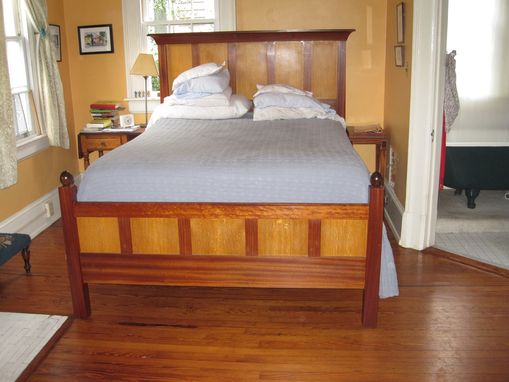 Custom Made Queen Bed