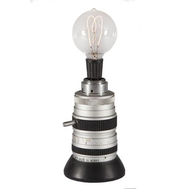Custom Made Canon Tv Zoom Lens Mini Lamp