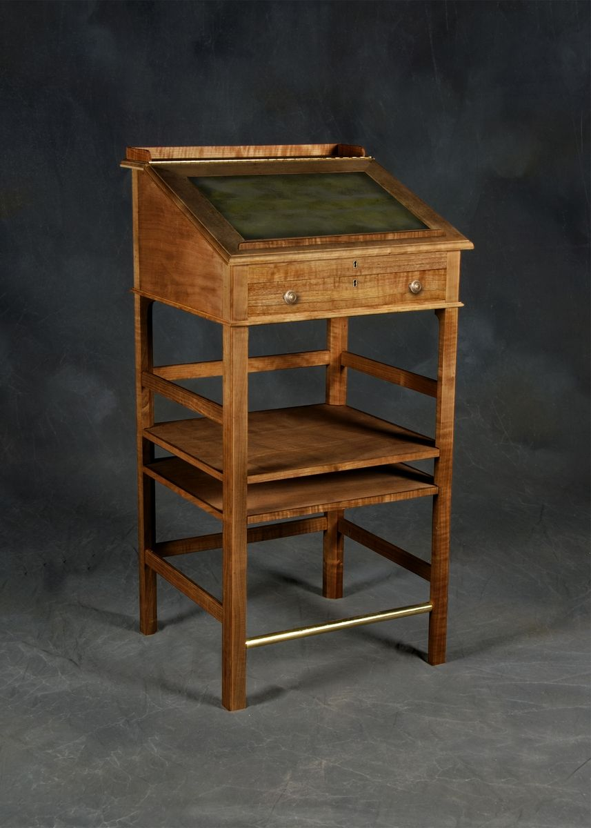 How To Make A Farmhouse Desk
