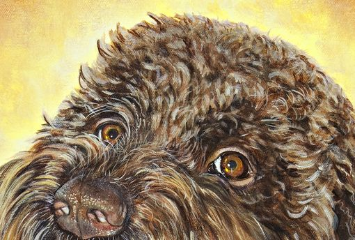 Custom Made Custom Hand Painted Pet Portraits:18