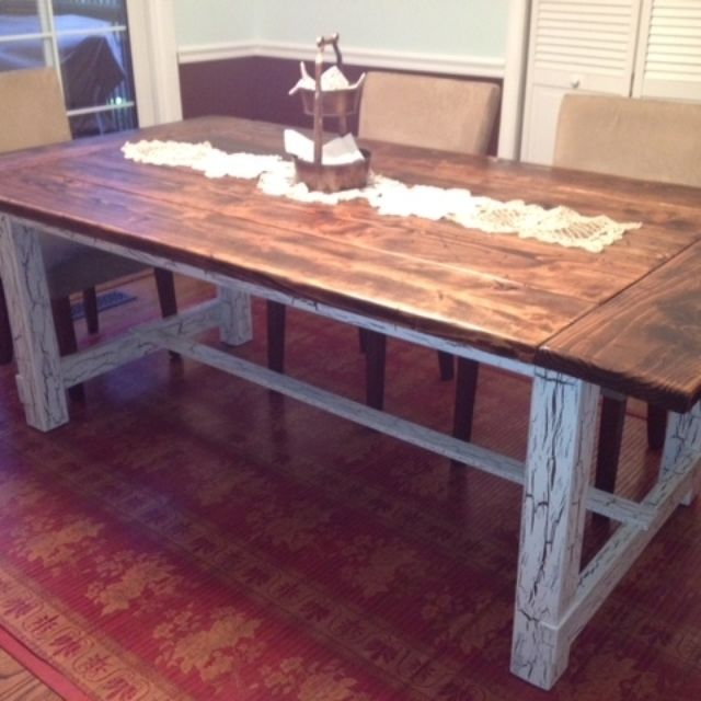 Farmhouse Dining Tables | Custom Farmhouse Tables | CustomMade.com