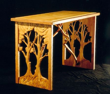 Custom Made Retreat Center Altar And Lectern