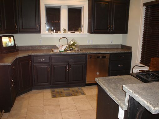 Custom Made Buser Kitchen