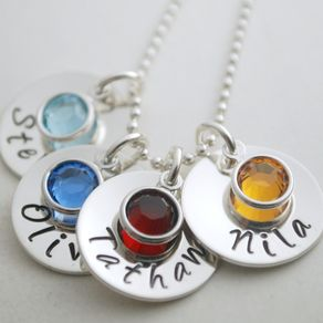 Personalized Necklaces | Personalized Pendants | CustomMade.com