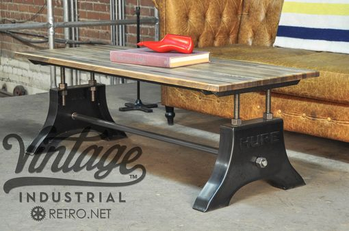 Custom Made Hure Coffee Table