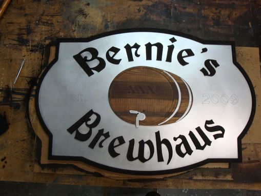 Custom Made Home Play Room/ Brewery Sign