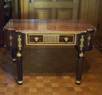 Custom Made Period Styled Writing Desk