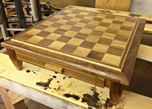 Custom Made Chess Board- Executive