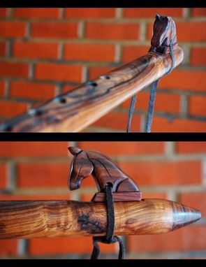 Custom Made Siyotanka -  Native American Flute