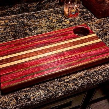 Custom Made Heirloom Cutting Boards