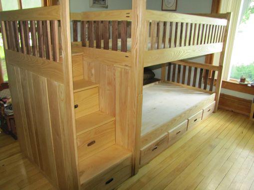 Custom Bunk Bed By Weber Wood Designs Custommade Com