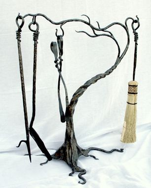 Custom Made Fireplace Tool Sets