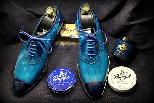 Custom Made 100% Custom Handmade Bespoke Patina Oxford Model 20.2