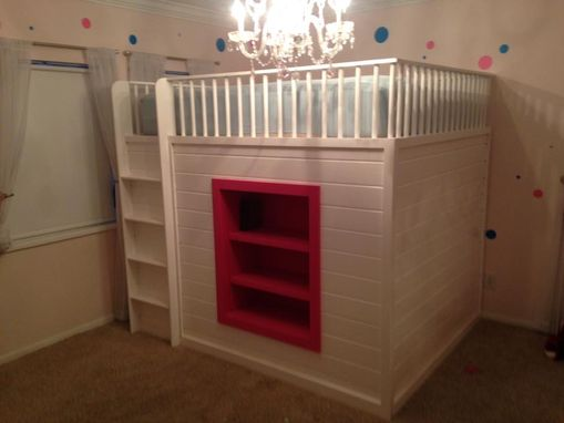 Custom Made Custom Loft Bed