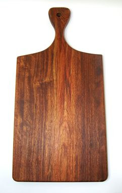 Custom Made Hand Crafted Caribbean Rose Wood Cutting Board