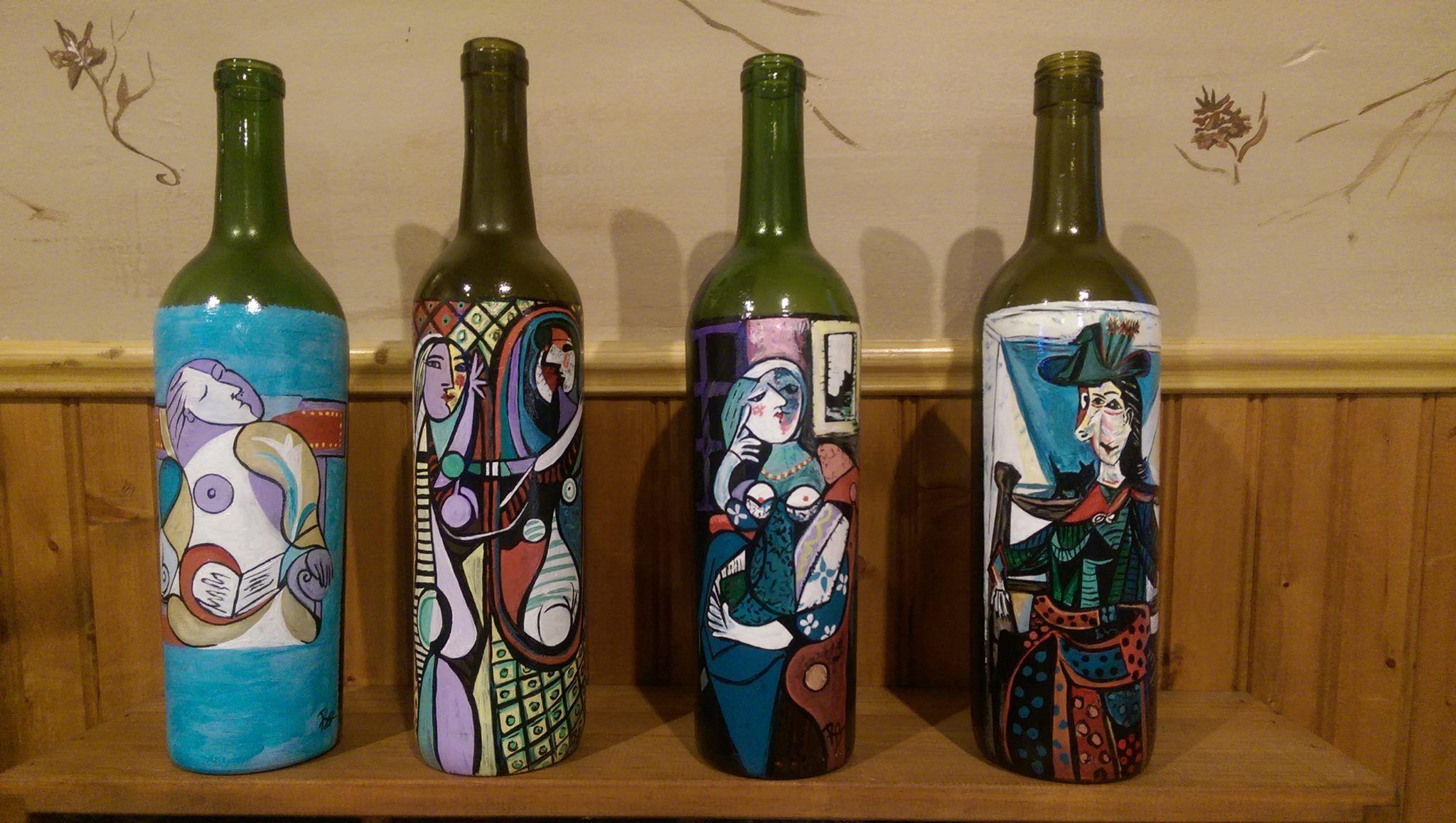 Custom Made Pico Third Anniversary Gift Ideas Wife Wine Art