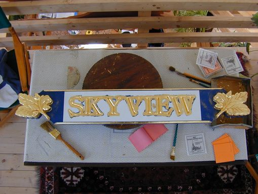 Custom Made Sky View