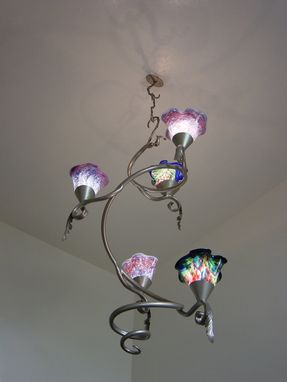 Custom Made Contemporary Chandalier