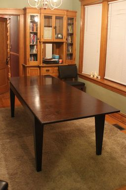 Custom Made Wohl-Ter Table