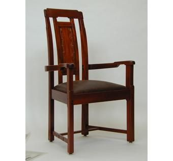 Custom Made Blacker House Dining Room Chairs