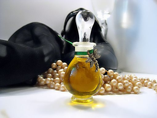 Custom Made Natural Botanical Perfume