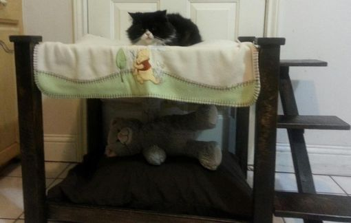 Custom Made Furry Pet  Beds