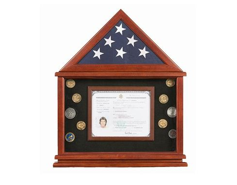 Custom Made Certificate Holder