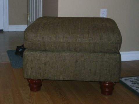 Custom Made Custom Ottoman Build