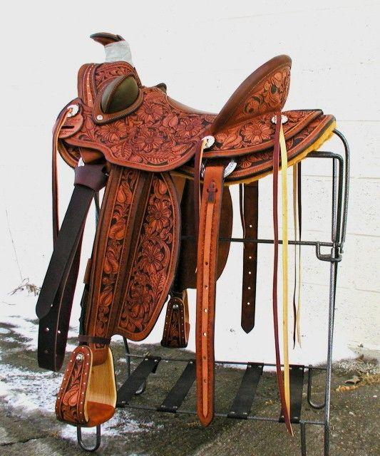 Handmade Custom Hand Made Saddles by 2nd Chance Custom