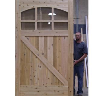 Hand Made Entry Doors - Oversized by Engineered Wood Products, Inc ...