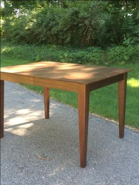 Custom Made Extension Table