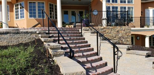 Custom Made Custom Metal Railing