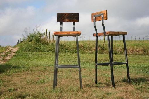 Custom Made The Monty...Bar Stool