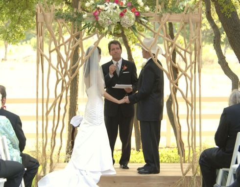 Custom Made Wedding Arbor