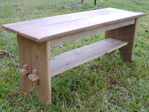Custom Made Benches And More Benches