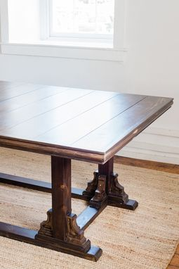 Custom Made French Monastery Table
